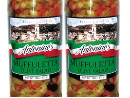 Muffuletta olive salad by Antonio's