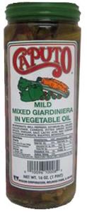 Caputo's Hot Giardiniera