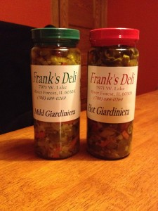 hot and mild versions from Frank's