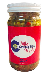 Mild version 15 ounce jar