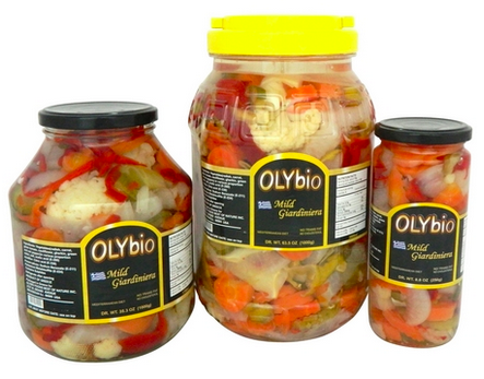Giardinieras: The Master List (and How to Get Them Shipped to You)
