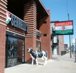 Serrelli's Storefront on North Avenue