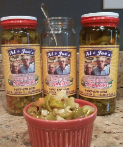 al and joe's giardiniera homemade in franklin park illinois