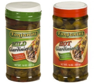 you can buy Fontanini's giardiniera online