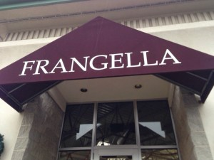 Exterior shot of Frangella