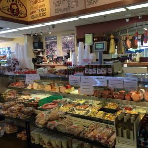 Go visit Frankie's Deli in Lombard