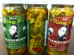 you can buy Kelsey D's giardiniera online