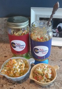 Mile High Giardiniera hot and mild from Colorado