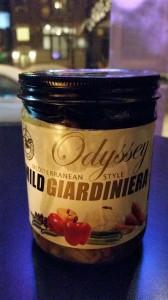 Odyssey mediterranian mild giardiniera
