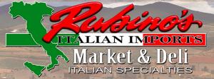 Logo for Rubino's Italian Deli