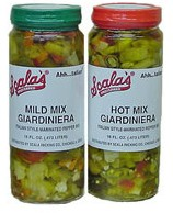The original Scala's mild and hot